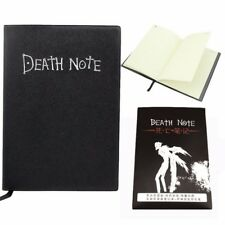 Anime Theme Death Note Cosplay Notebook New School Large Writing Journal