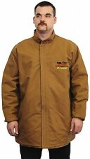 Stanco Safety Products Arc Protection & Cold Weather Coat No Pockets TTX47635-L