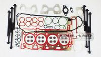 HEAD GASKET SET AND HEAD BOLT FOR BMW AND MINI 1.6 N47D16A N47C16A DIESEL ENGINE