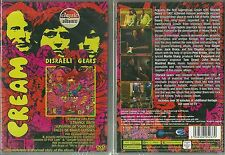 RARE / DVD - CREAM - DISRAELI GEARS : LA BIOGRAPHIE THE STORY / NEUF EMBALLE NEW