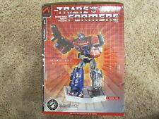 MISB RARE 2004 AP 17/90 Transformers G1 Palisades Optimus Prime Polystone Statue