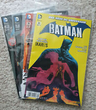 Batman Band 35-38 Comics Panini 2015