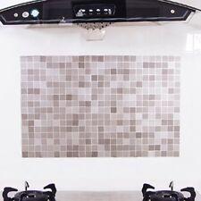 Waterproof Foil Decals Oil proof Stickers Decor Kitchen Cupboard Wall 70*45cm