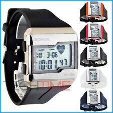 XONIX WR100M Heart Rate Monitor, Watch, HR Zones, BMI, Exercise data, Memory ...
