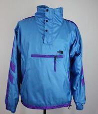 VTG XL The North Face Anorak Pullover Purple Blue Retro Ski Jacket Coat