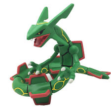 "TOKARA TOMY Pokemon Monster Rare Collection 3"" Rayquaza Kids Action Figure Toys"