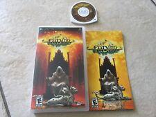 Fading Shadows GameStop Exclusive (Sony PSP, 2008)