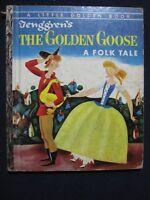 Tenggren's The Golden Goose, a Folk Tale [Hardcover] [Jan 01, 1954] Brothers G..