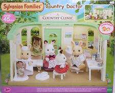 Sylvanian 5096 Landklinik Country Doctor Klinik Krankenhaus mit Einrichtung  NEU