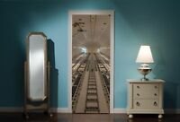 Door Mural Cargo Hold Boeing 777 View Wall Stickers Decal Wallpaper 177