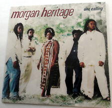 MORGAN HERITAGE Lp One Calling VP 1997 RARE Modern ROOTS Reggae SEALED #1168