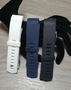 Charge 2, Classic & Special Compatible 3 Pack Silicone Replacement Bands S/P