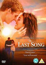 The Last Song [DVD][Region 2]