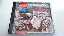 """ORIGINAL SOUNDTRACK """"MUSICA DE PELICULAS FAMOSAS DE CHARLIE CHAPLIN"""" CD 6 TRACKS"""