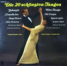 LP Tango-Orchestre Alexander Imre/CLAUDIUS ALZNER-Les 20 plus beaux tangos