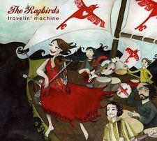 The Ragbirds Travelin' Machine CD 2011 Ann Arbor MI Folk Rock Celtic Gypsy Latin