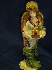 "Boyds Folkstone 7.25"" Illumina. Angel Of Light Figurine #28203"
