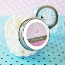 96 Personalized Baby Shower Elite Candy Jars Favors