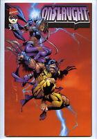 ONSLAUGHT Phase 3 ( Wolverine 16 Variantcover ) NEU