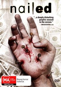 Nailed - New & Sealed Region 4 DVD - FREE POST.