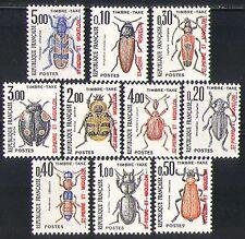 St Pierre/Miquelon 1986 Postage Due/Beetles 10v n32132