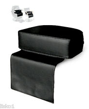Childs Salon Barber Chair Booster Seat for Kids Cushioned Vinyl   1 - seat