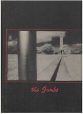 "1981 ""Gumbo"" - Louisiana State University Yearbook - Baton Rouge, Louisiana"