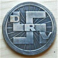 WW2 GERMAN COMMEMORATIVE COLLECTORS COIN DRV