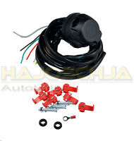 Universal Elektrosatz 13 polig Kabelsatz AHK Anhängerkupplung Anhänger E-Satz 2m
