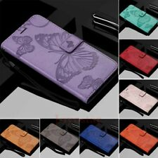 For Xiaomi Redmi Note 7 8 9 Pro 9s Mi 10 Pro Wallet Card Slot Leather Case Cover