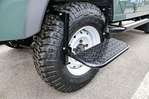 NAKATANENGA Multifunktionaler RADTRITT Tire Step klappbar