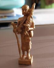 1 Pcs Phra Sivali Statue Figure Brass Sculpture Crafts Prosperity NC2