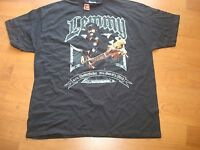 LEMMY MOTORHEAD 49/51 IRON CROSS RARE/OOP LIC. 2008 DEADSTOCK shirt SZ XL