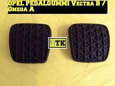 OPEL Pedalgummi Vectra B Omega A Kupplung Bremse Pedal Überzug Gummi Pedal Pad