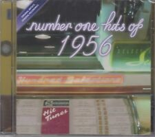 """Number 1 Hits Of 1956 """"Various Artists"""" NEW & SEALED CD 1st Class Post From UK"""