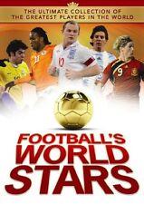 cd04d7e44 FOOTBALL'S WORLD STARS NEW ULTIMATE COLLECTION MESSI KAKA TORRES RONALDO  ROONEY