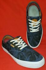 Vans Chima Ferguson Men's Lifestyle Shateboard Sneakers 10M 43EU Blue Palm Trees