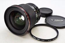 *Mint* Canon New FD NFD 24mm f/1.4 L from Japan #1114