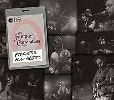 Access All Areas - Fairport Convention (2015, CD NIEUW)2 DISC SET