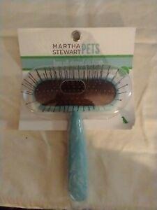 Martha Stewart Pets Long Pill-Shaped Pin Brush