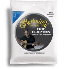 Martin Clapton EC13 - Jeu de cordes Guitare acoustique - Medium 13-56