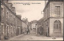 PONTCHATEAU (44) - Rue de la Mairie ou des Halles