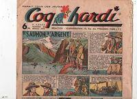 COQ HARDI n°20 (1946). Marijac, Liquois, le Rallic, Cazanave...