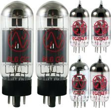 Tube Set - for Fender Bassman & Bandmaster JJ Electronics APEX Matched