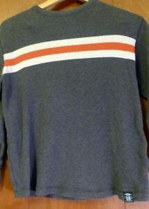 Boys Size L Youth Long Sleeved Old Navy Crew Neck Sweater