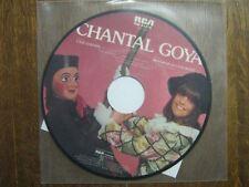 CHANTAL GOYA 45 TOURS PICTURE DISC FRANCE MONSIEUR LE C