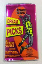 NBA Front Row 1991/92 Dream Picks Pack - Basketball Cards