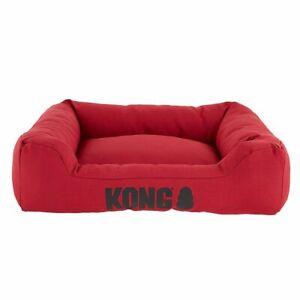 "KONG® 4-Sided Cuddler Pet Bed - Size 28""L X 28""W X 7""H"