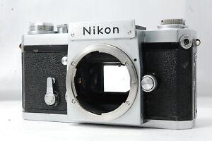 **Problem** Nikon F 35mm SLR Film Camera Body Only  SN7164008