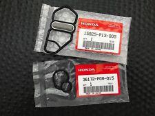 GENUINE HONDA VTEC SOLENOID GASKETS UPPER & LOWER 93-01 PRELUDE DOHC VTEC H22A